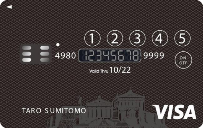 Visa passcodecard