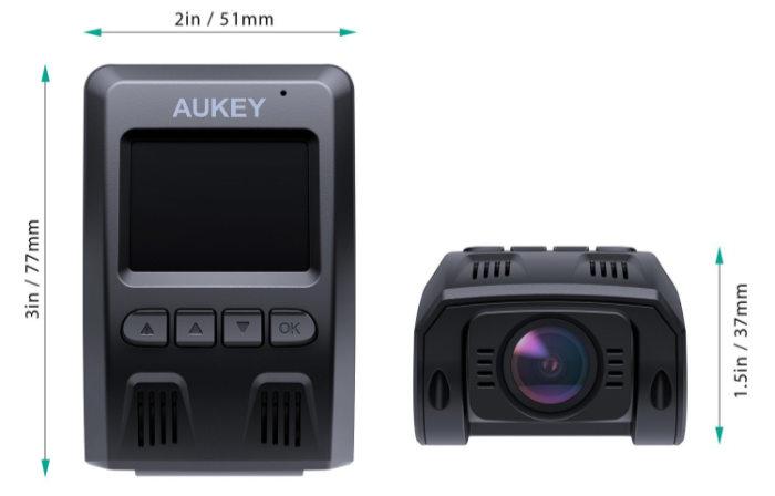 Aukey driverecorder 04