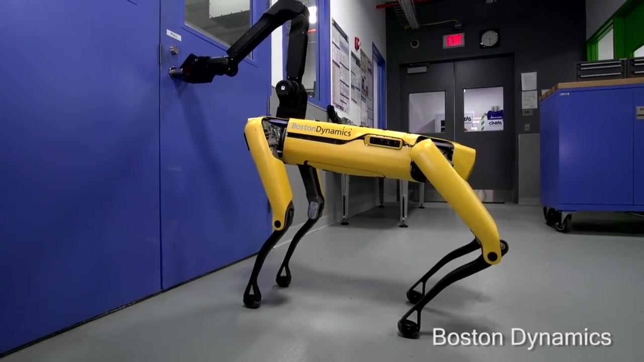 Holddoor ROBOT 01