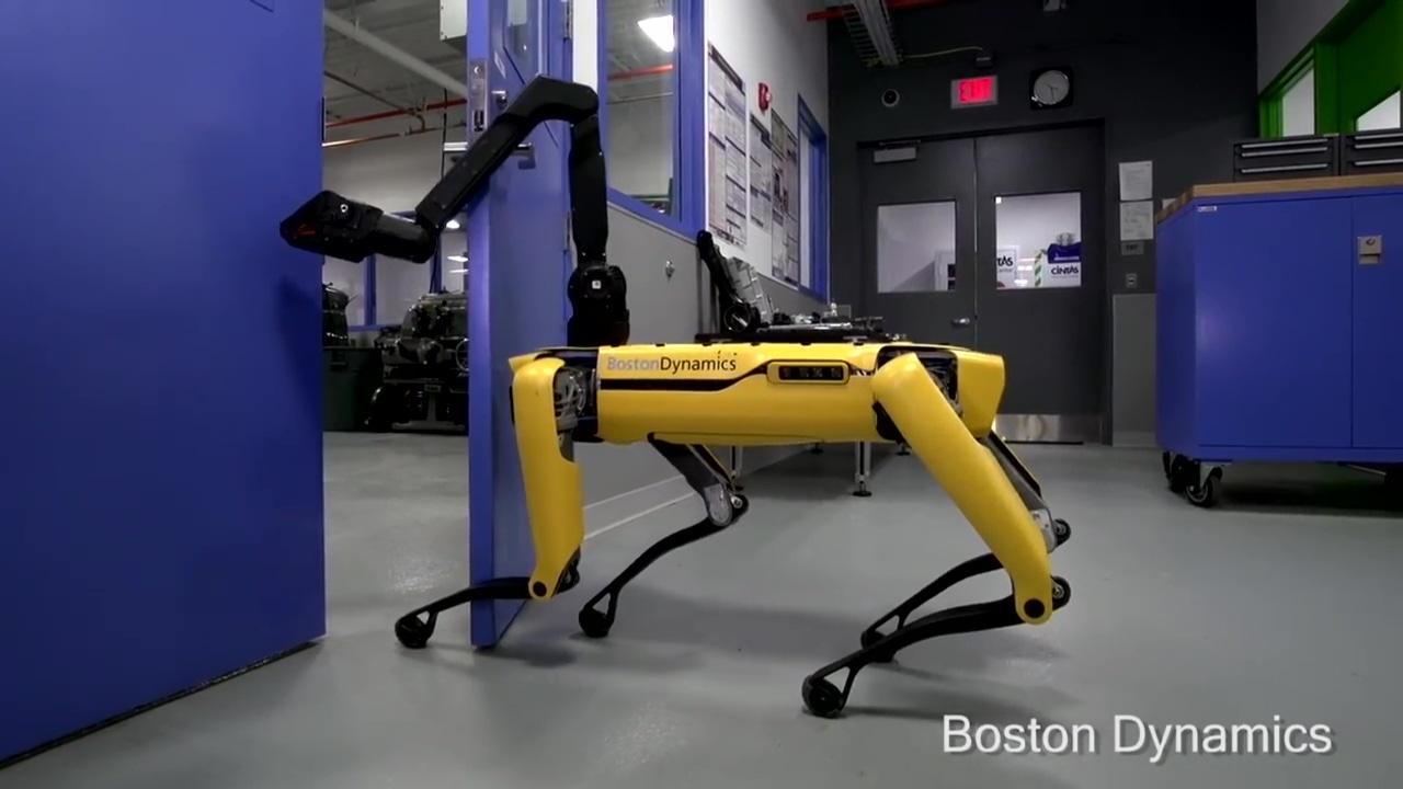 Holddoor ROBOT 02
