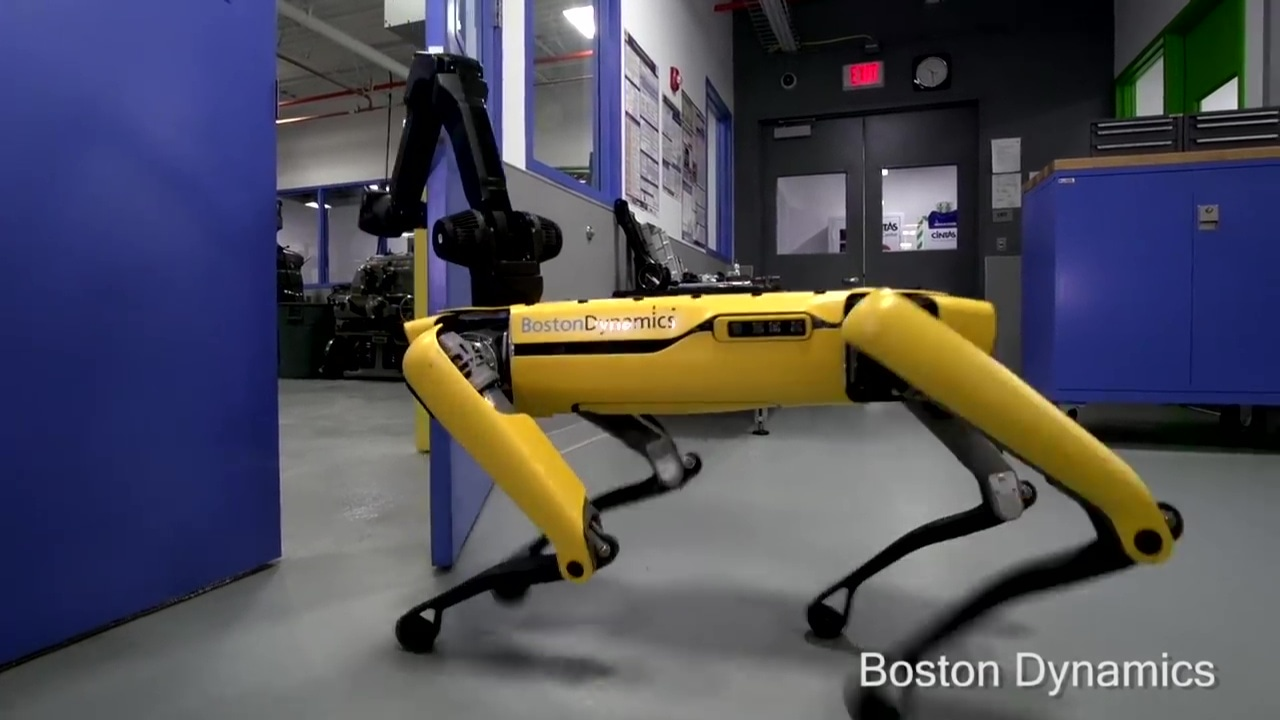 Holddoor ROBOT 03