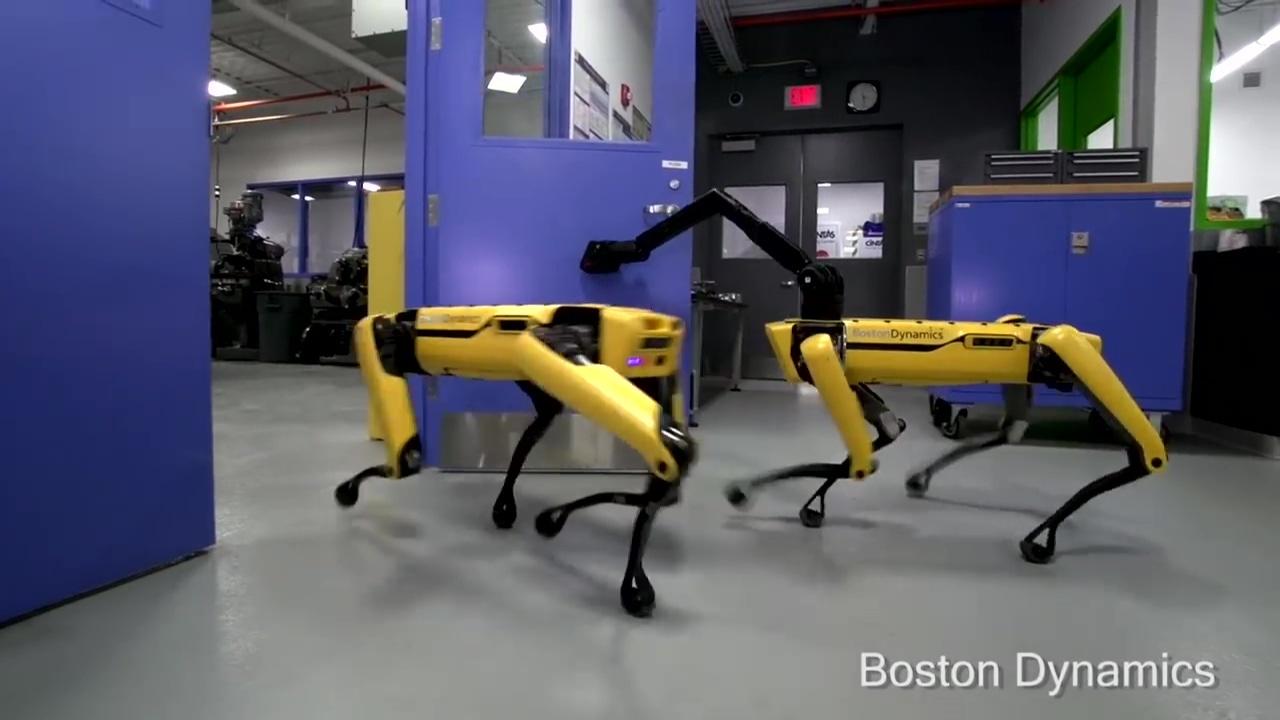Holddoor ROBOT 04