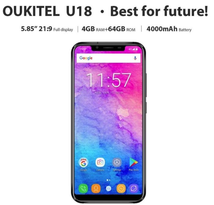 U18 OUKITEL