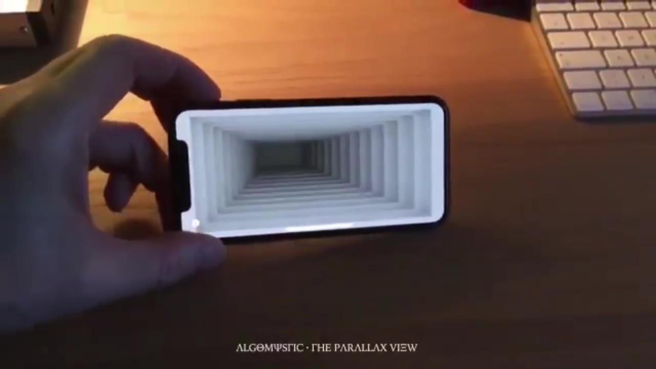 IPhoneX ParallaxView 01