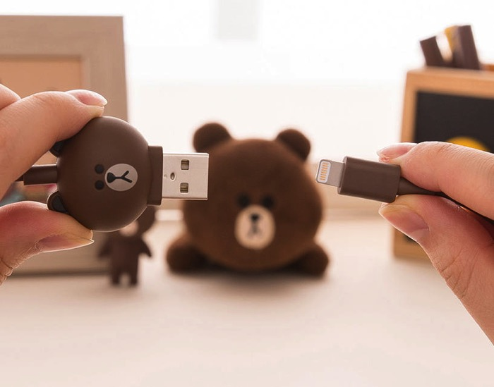 LINEFRIENDS CABLE 02