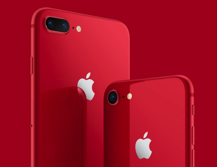 IPhone8 RED 01