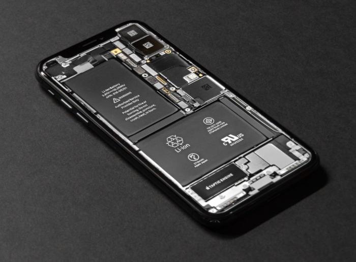 IPhone battery ranking
