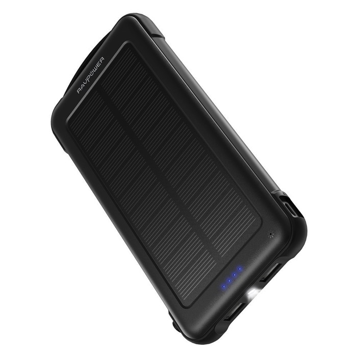 RAVPower solarcharge 01