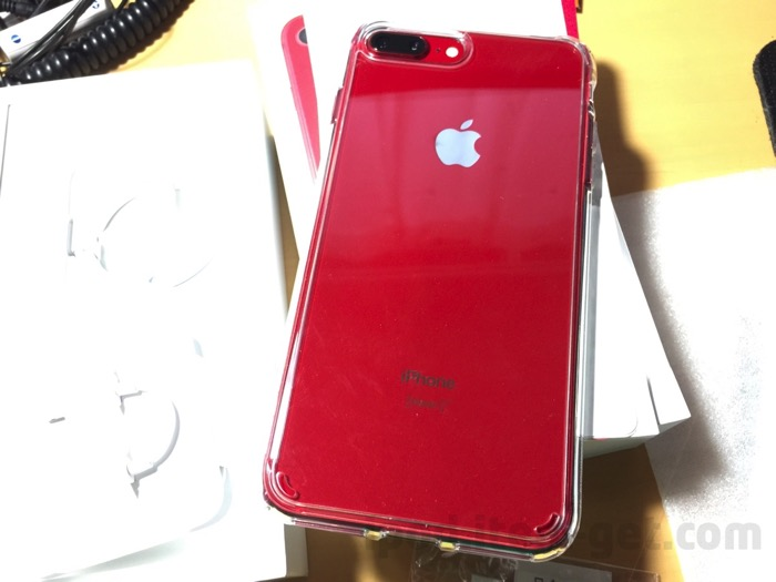 IPhone8Plus red katta 05