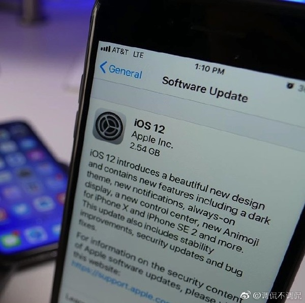 IPhoneSE2 iOS12 01