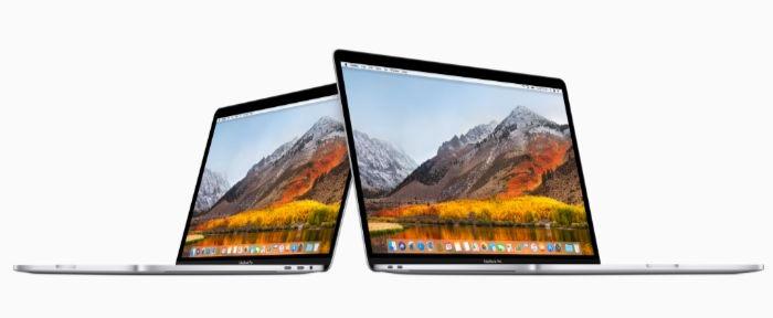 MacbookPro 2018