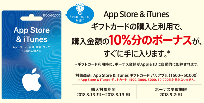 Itunescard10percamp