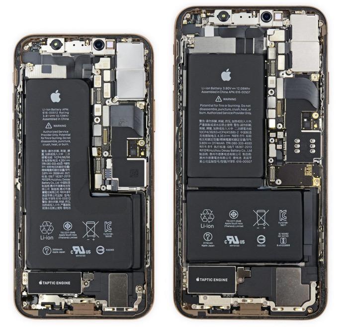 IPhoneXS XSMax Battery 03