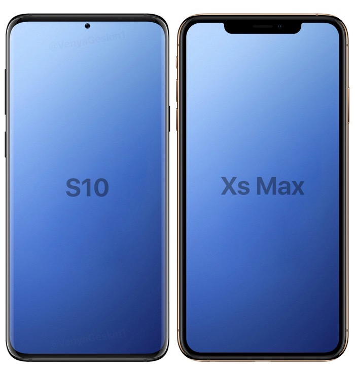 GalaxyS10 vs iPhoneXS 02
