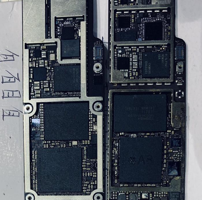 IPadmini5 logicboard 02
