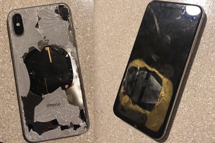 IPhonex explosion