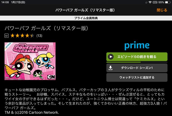 AmazonPrime PPG
