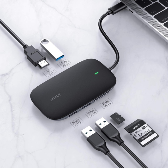 USB CHub6in1 01