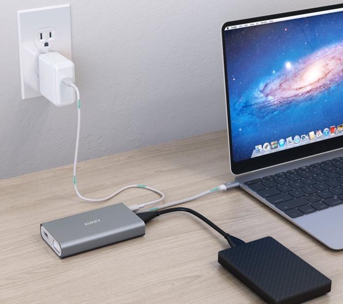 Aukey USB CHub8in1 02