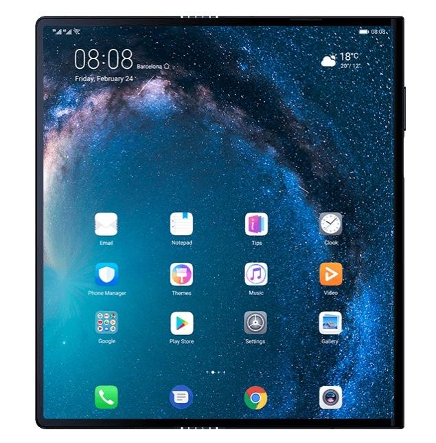HuaweiMateX 01