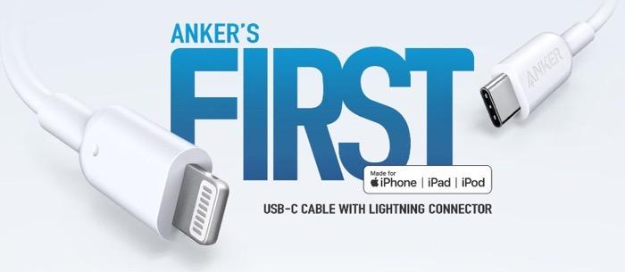 Anker USB CtoLightningcable 02
