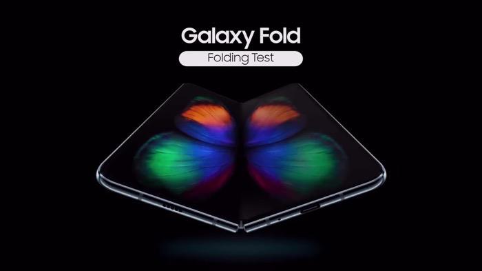 GalaxyFold FoldingTest 01