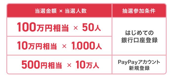PayPay 100manyencamp 02