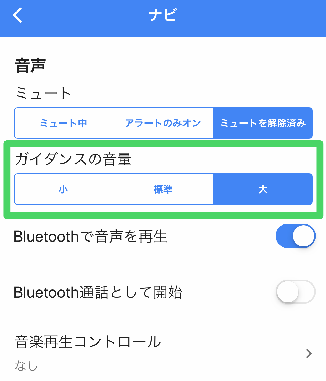 GoogleMaps Bluetoothnavi 04