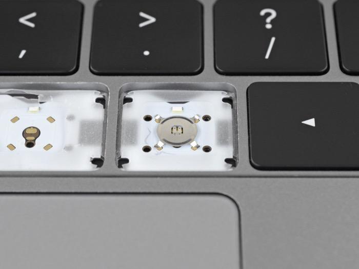 MacBookPro2019 Keyboard 03
