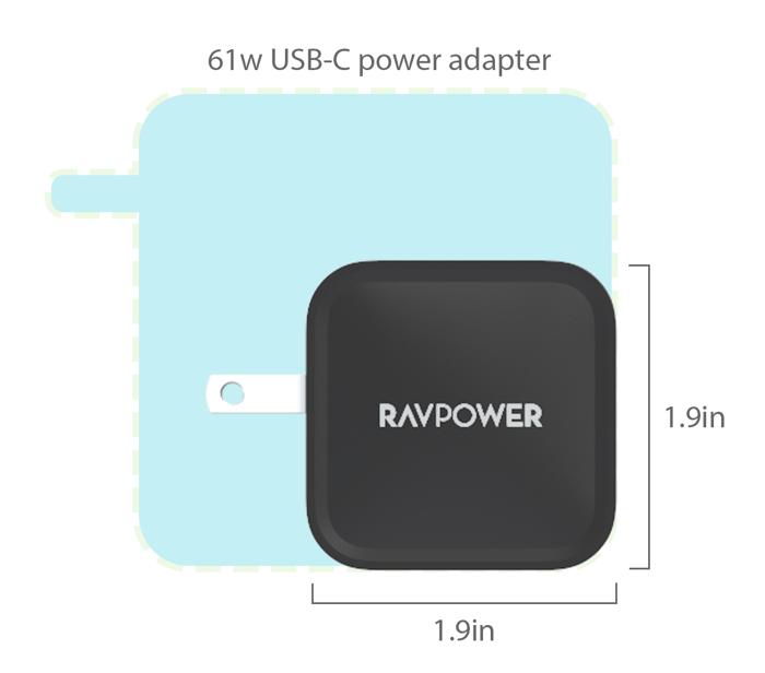 RAVPower61WGaN 01