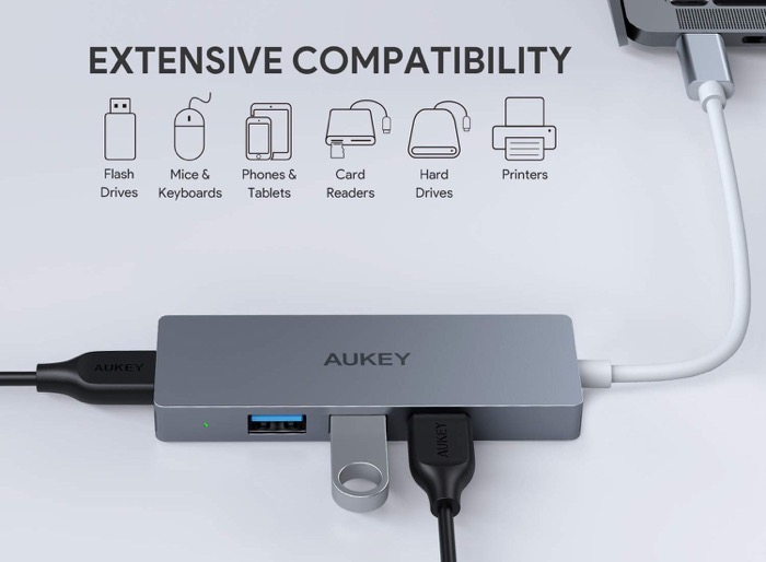 Aukey USBHub 1963 02
