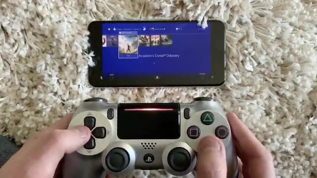 PS4DUALSHOCK4 on iOS13 01