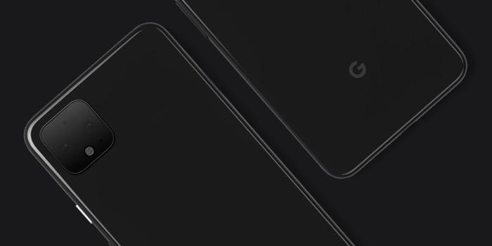 Google pixel4 design