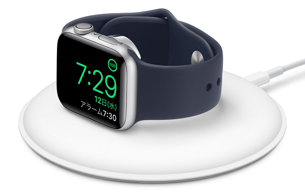 AirPodsWirelessCharge AppleWatchDock 01
