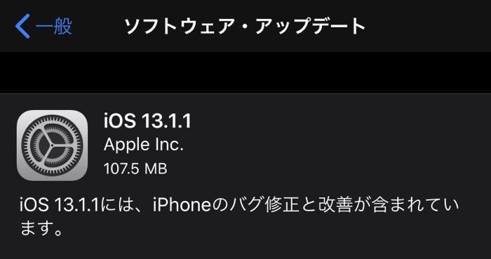 Ios131 update