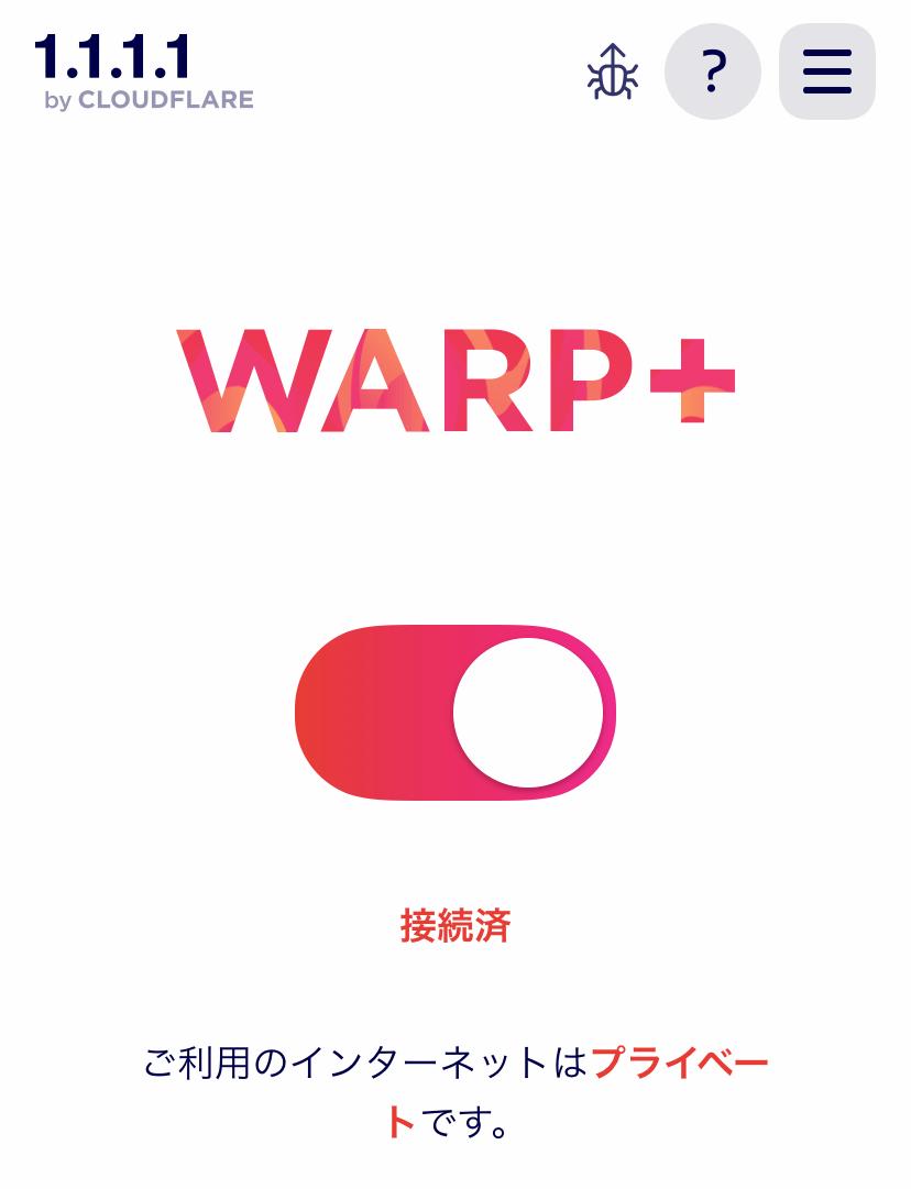 1111 Warp VPN 01