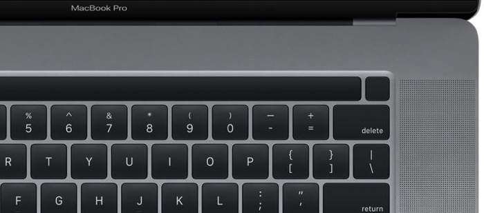 MacBookPro TouchBar TouchID 02