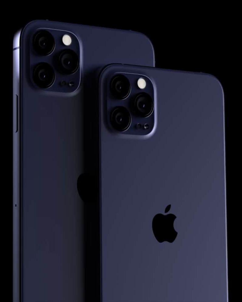 IPhone12 Navyblue 01