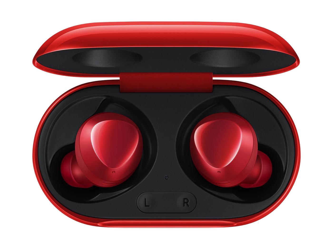 GalaxyBudsPlus Red 04