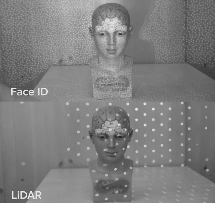 IPadPro2020 LiDAR teardown 04