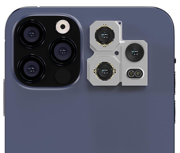 IPhone12 LiDARScanner 01
