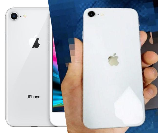 IPhone9 jikkishasin