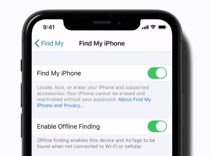 Apple airtag leakvideo