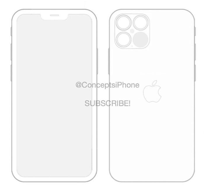 IPhone12Pro leak