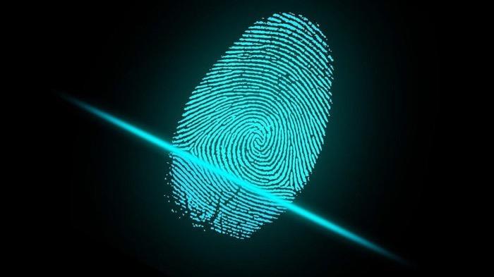 IPhone12 fingerprint