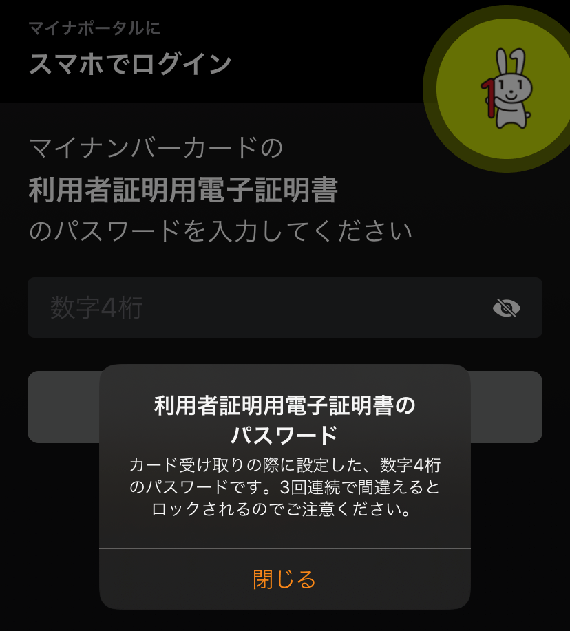 Minaportal iPhoneLogin 07