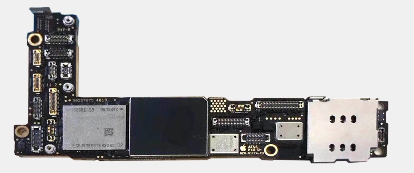 IPhone12 2019model logicboard