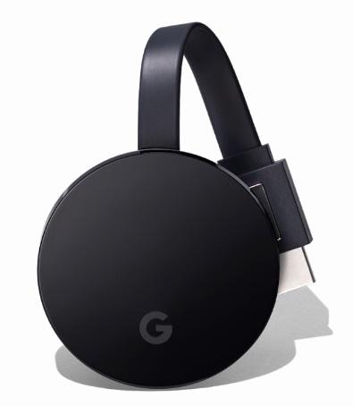 Newchromecast googlenestcast2020