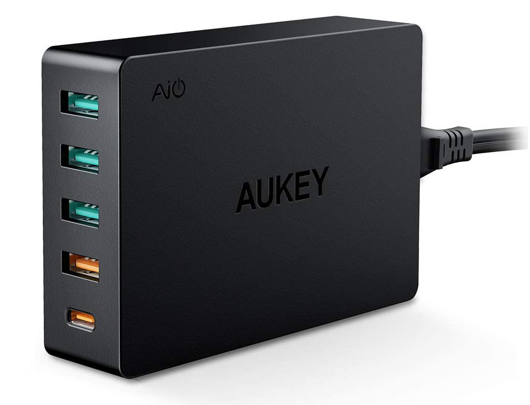 Aukey 5PortUSBCharger 03