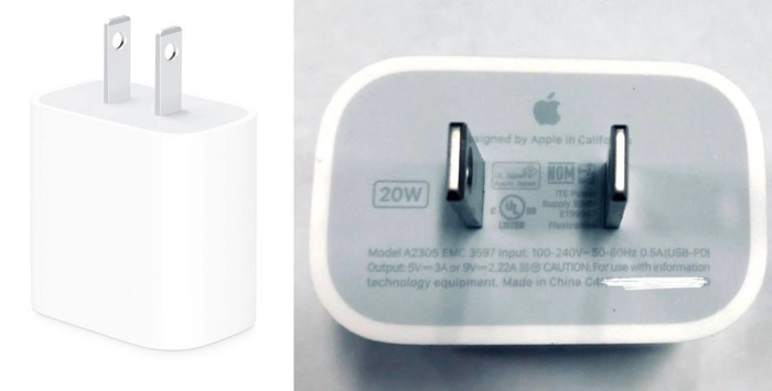 IPhone12 usb cdengenadaptor